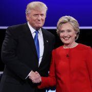 Wahl von Donald Trump lässt Waffenaktien abstürzen (Foto)