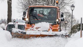 Der Wetterdienst sagt für die kommenden age in einigen Regionen starken Schneefall voraus. (Foto)