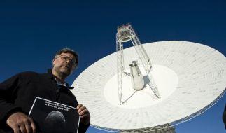 Der Wissenschaftler Lance Benner wird 2005 YU55 heute Nacht beobachten. (Foto)