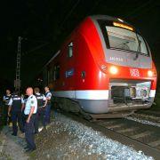 Reiste der Axt-Angreifer ungeprüft nach Deutschland ein? (Foto)