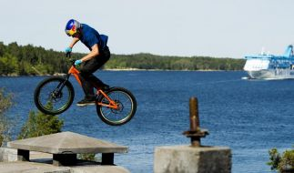 Der YouTube-Held - Biker MacAskill legt nach (Foto)