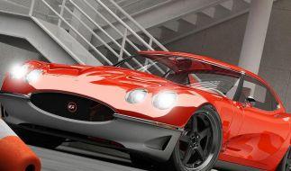 Designer planen Neuauflage des Jaguar E-Type (Foto)