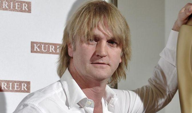 Detlev Buck färbt sein Haar (Foto)