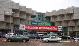 Detroit Motorshow 2010 (Foto)