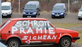 DEU Abwrackpraemie Verschrottung Neuwagen (Foto)