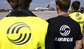 DEU Airbus Datenschutz (Foto)