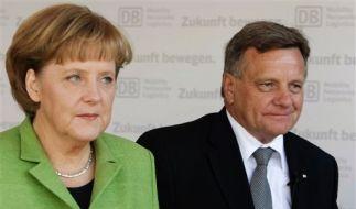 DEU Bahn Datenschutz Merkel (Foto)