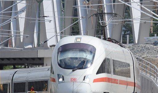 DEU Bahn ICE Sicherheit (Foto)