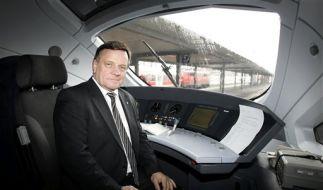 DEU Bahn Mehdorn (Foto)