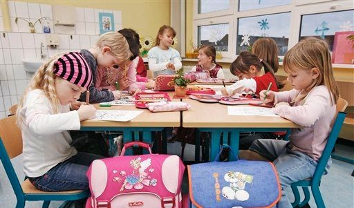 DEU Bildung Grundschule (Foto)