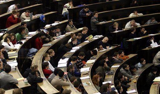 DEU Bildung Hochschule Zulassung (Foto)
