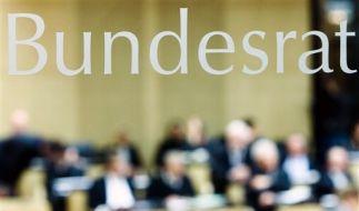 DEU Bundesrat BKA Gesetz (Foto)