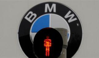 DEU BY Finanzmaerkte BMW Zwischenbilanz (Foto)