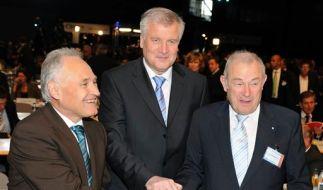 DEU CSU Parteitag Auftakt (Foto)