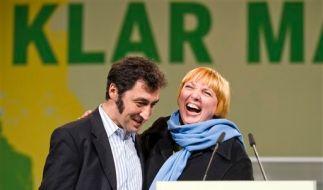 DEU Europawahl Buendnis 90/Die Gruenen (Foto)