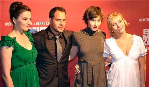 DEU Film Golden Globes Nominierungen (Foto)