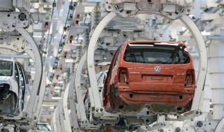 DEU Finanzmaerkte Autobauer Krise (Foto)