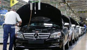DEU Finanzmaerkte Autoindustrie Daimler (Foto)