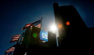 DEU Finanzmaerkte Autoindustrie Opel GM (Foto)