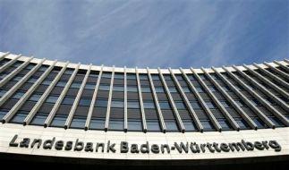 DEU Finanzmaerktkrise LBBW (Foto)