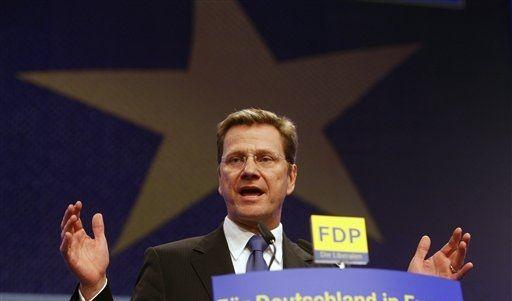 DEU FPD Parteitag (Foto)