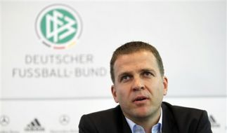 DEU Fussball DFB Bierhoff (Foto)