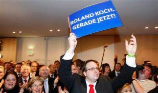 DEU HE Wahl CDU (Foto)