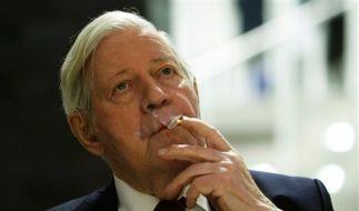 DEU Helmut Schmidt Geburtstag (Foto)