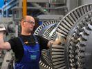 DEU Konjunktur Industrie Produktion (Foto)