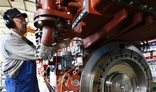 DEU Konjunktur Maschinenbau (Foto)