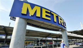 DEU Konjunktur Metro Bilanz (Foto)