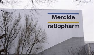 DEU Merckle Ratiopharm (Foto)