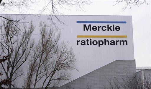 DEU Merckle Ratiopharm (Foto)