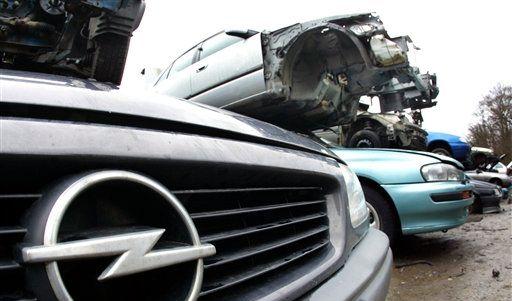 DEU Opel Insolvenzrecht (Foto)