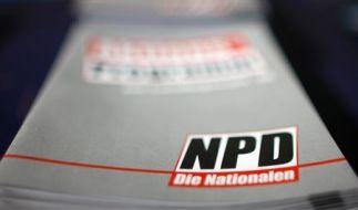 DEU Rechtsextremismus NPD (Foto)