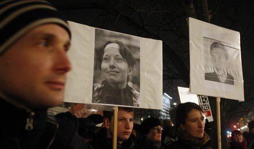 DEU Russland Verbrechen Menschenrechte (Foto)