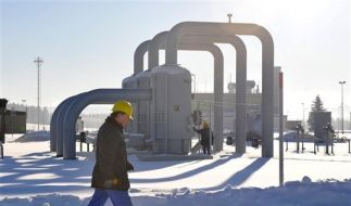DEU SN Russland Ukraine Gas (Foto)