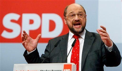 DEU SPD EUROPA (Foto)