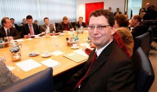 DEU SPD Praesidium (Foto)