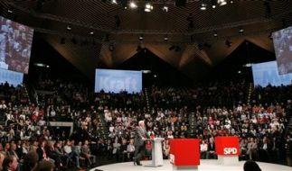 DEU SPD Wahl Programm (Foto)