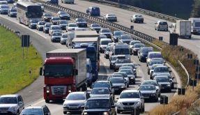 DEU Verkehr Stauprognose (Foto)