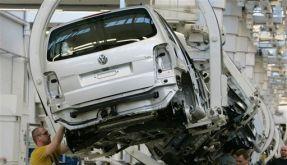 DEU Volkswagen Kurzarbeit (Foto)