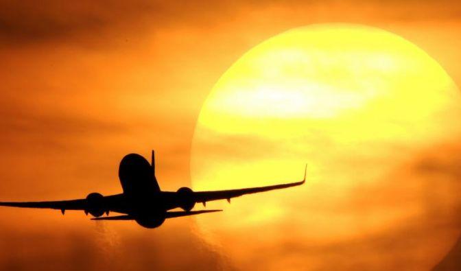 Deutlich mehr Flugpassagiere in diesem Sommer (Foto)