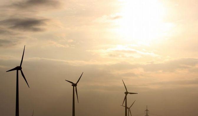 Deutliche Zunahme bei Wind- und Solarstrom (Foto)