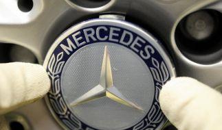 Deutsche Autobauer erwarten 2012 schwächeres Wachstum (Foto)
