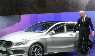 Deutsche Autobauer trumpfen in Genf auf (Foto)