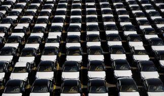 Deutsche Autobranche geht zuversichtlich ins Jahr 2011 (Foto)