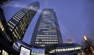 Deutsche Bank verkauft Zwillingstürme an DWS-Fonds (Foto)