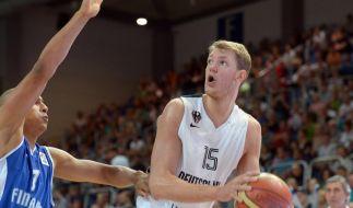 Deutsche Basketballer erreichen Supercup-Finale (Foto)