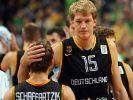 Deutsche Basketballer gewinnen ersten Test unter Pesic (Foto)